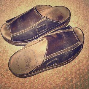 Vintage Dr. Martens sandals/ slides